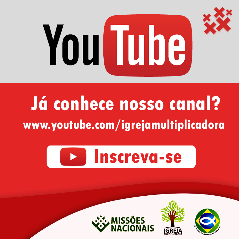 CANAL NO YOUTUBE  112ef0c655f16